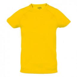 Camiseta Técnica Tecnic Plus Makito - Niño