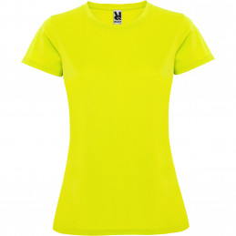Camiseta Técnica Roly MONTECARLO - Mujer