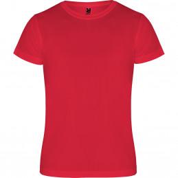 Camiseta Técnica Camimera Rojo  Roly