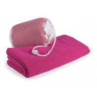 la bolsa del corredor, toallas personalizadas para tu evento deportivo, toallas microfibra, ciclismo, senderismo, running