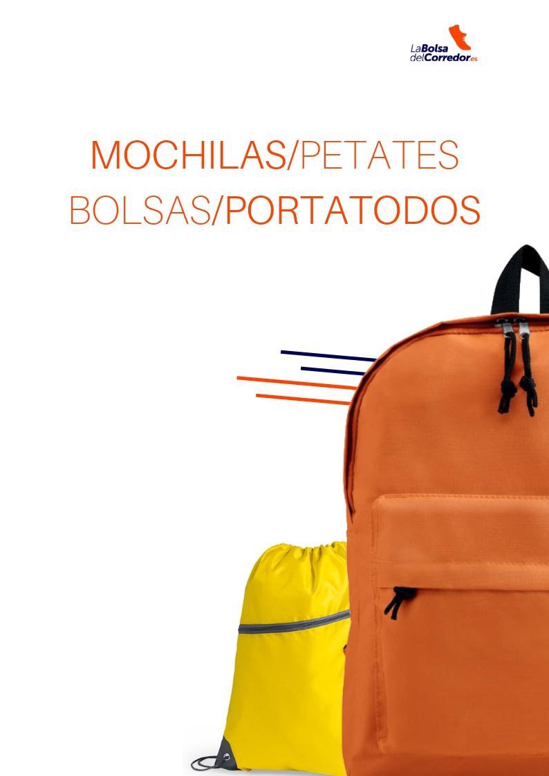 Mochilas / Petates / Bolas / Portatodos