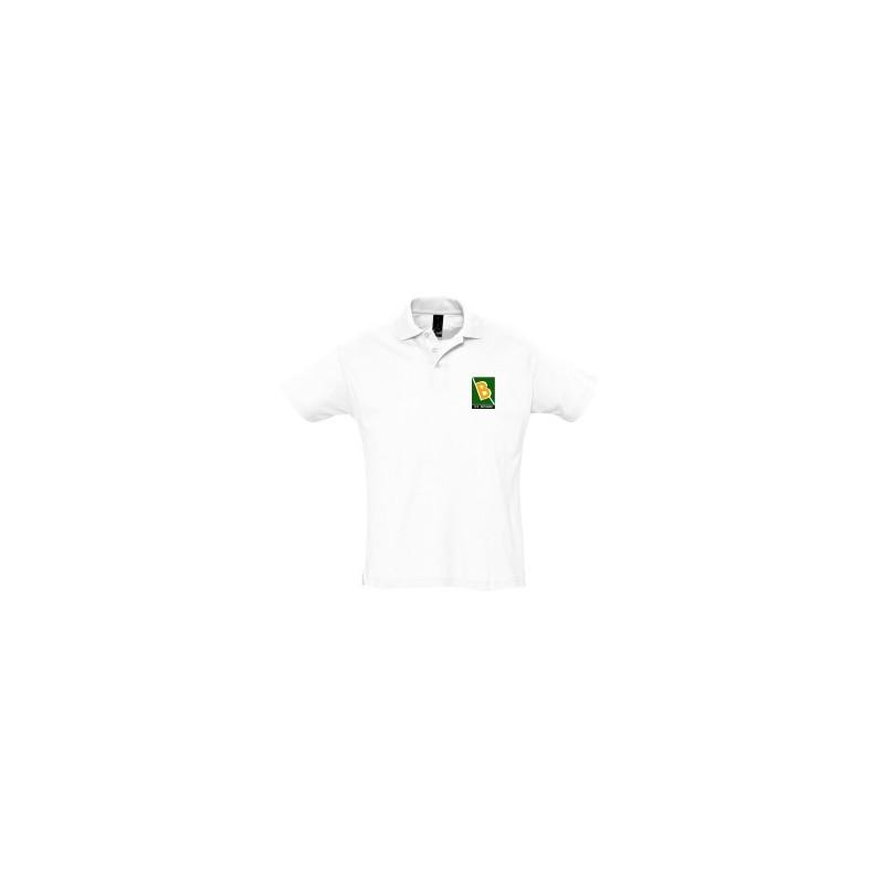 Polo Blanco - IES Béquer