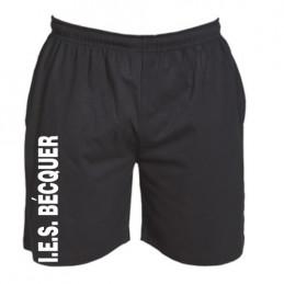 Pantalón corto deporte IES Bécquer