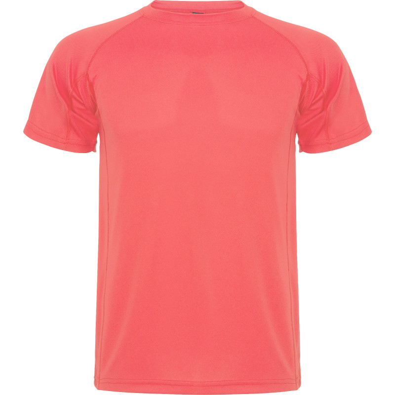 Camiseta montecarlo coral