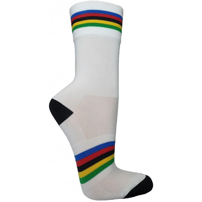 Calcetín Algodón Largo Personalizado para ciclismo