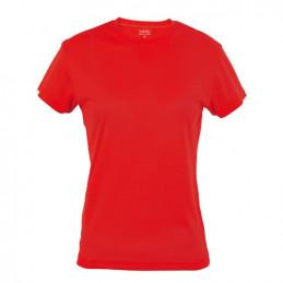 Camiseta Poliester Tecnic Plus Makito Mujer