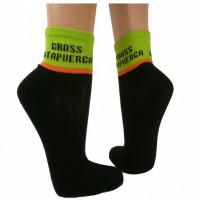la bolsa del corredor, calcetines y manguitos personalizados, running