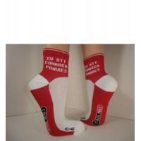 Calcetines y Manguitos 100 % personalizados